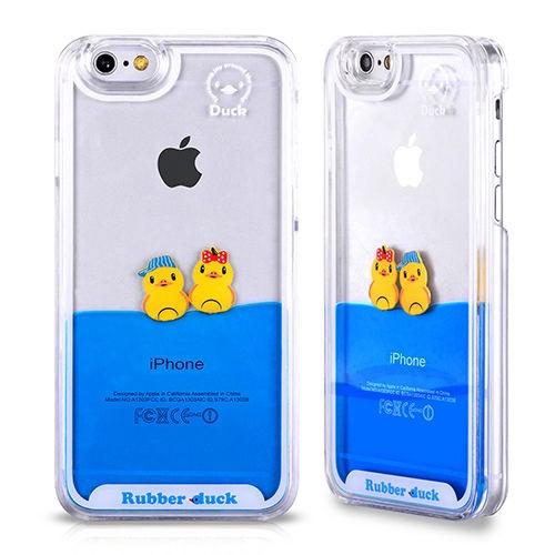 harga Swimming duck aquarium liquid tank case for iphone 6 Tokopedia.com