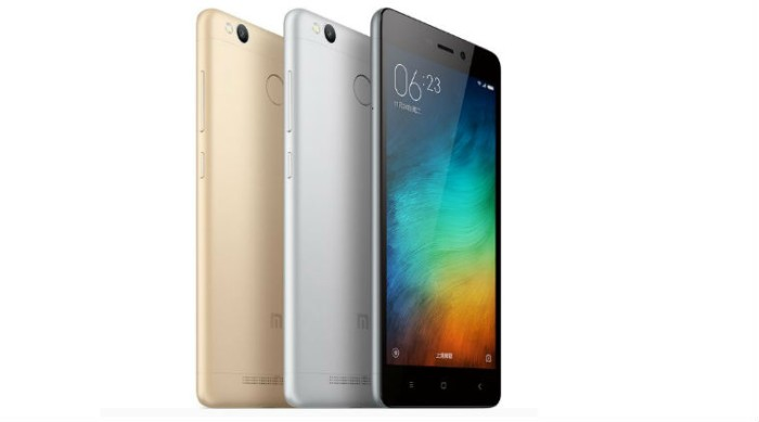 Xiaomi Redmi 3x Image