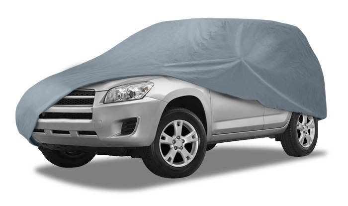 Foto Produk Cover Body Mobil Small MPV For Outdoor [ANTI AIR] dari Kondom Mobil