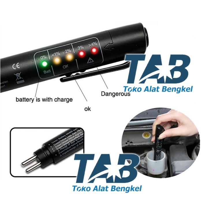 Foto Produk Brake Fluid Tester / Alat Tester Minyak Rem dari Toko alat bengkel