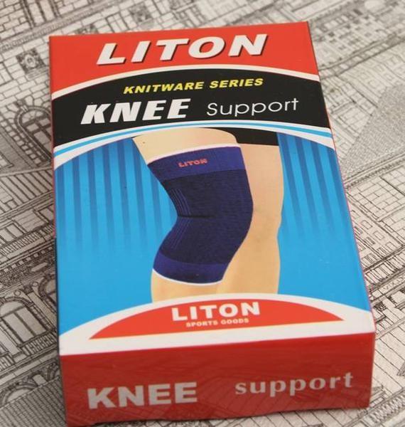 Foto Produk liton knee support deker pelindung lutut olahraga dari zahwaherbal