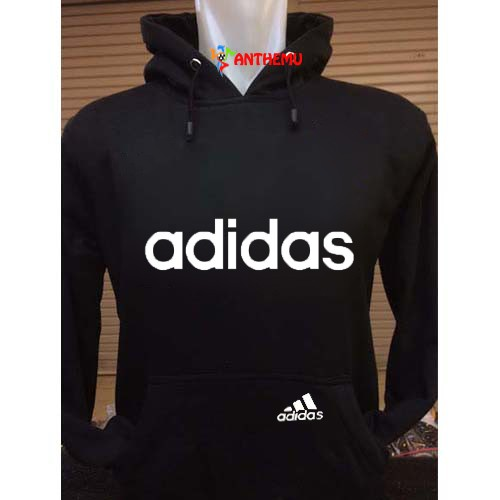 harga Hoodie bola adidas hitam bunga no jaket parasut no jaket bolak balik Tokopedia.com