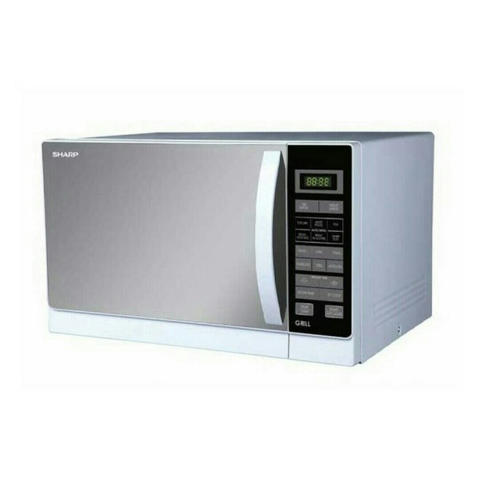 Microwave Oven Sharp R-728 S