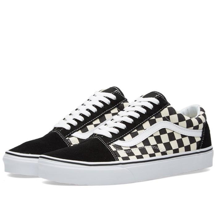 0e4611a7eb4b22 Jual Sepatu Vans Old Skool Checker Board Grade original Sol Karet ...