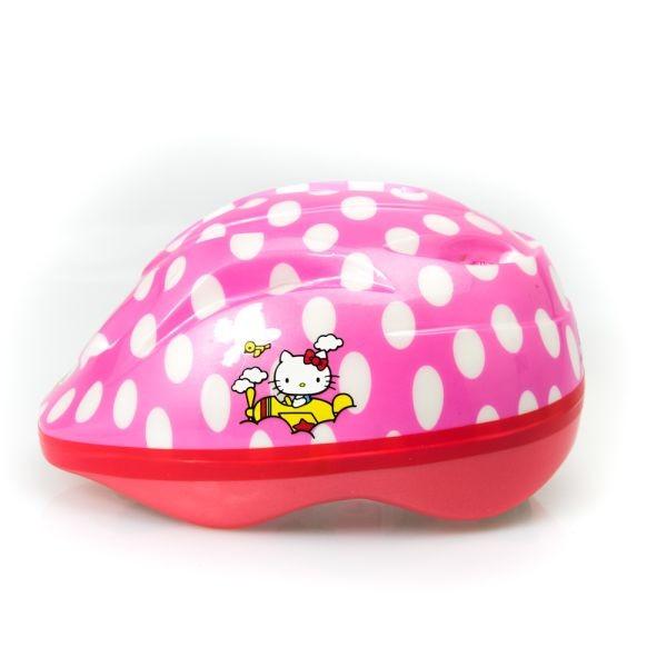 harga Helm sepeda anak - hello kitty Tokopedia.com
