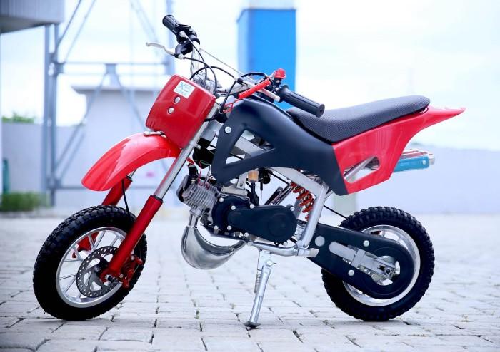 Jual Mini Trail 50cc Mesin 2 Tak Motor Anak Motor Off The Road Mini
