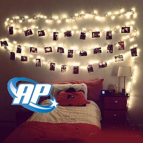 Foto Produk lampu tumbrl / lampu led natal / lampu romantis dari ANEKA PARTI