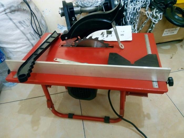 harga Table saw 8  korea mesin gergaji meja kayu banting harga!!! Tokopedia.com