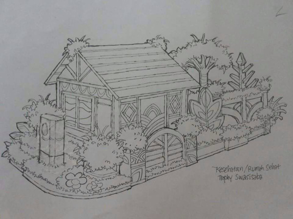 Jual Jasa Gambar Lukis Dan Sketsa Wajah Pakai Pensil Kota Tangerang Selatan Benza Only Tokopedia