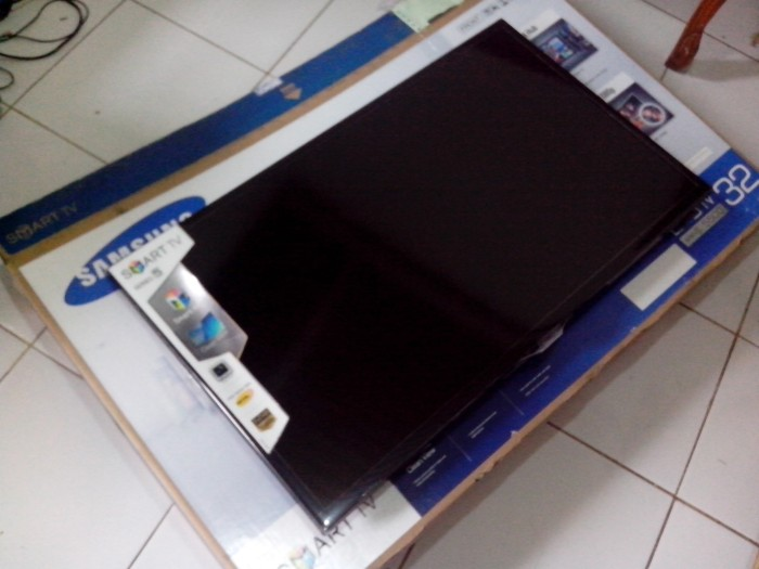 Jual Tv Led Samsung 32 Inch Muhammad 167 Tokopedia