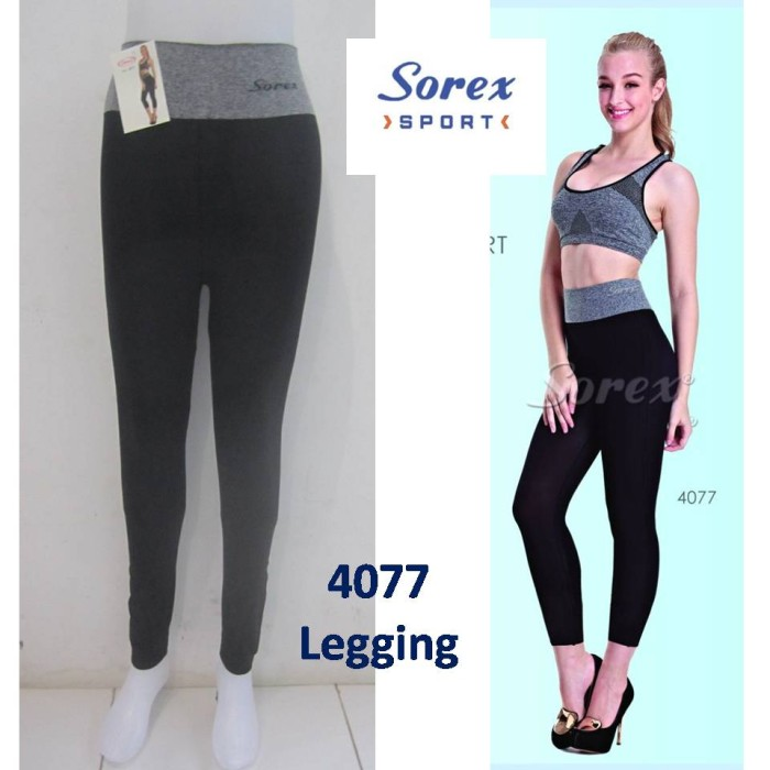 harga Celana Sport Pants Legging Panjang Senam Aerobik Yoga Gym Sorex 4077 Tokopedia.com