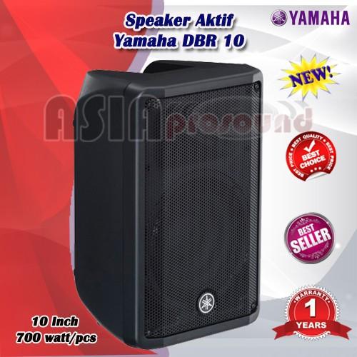Jual Speaker Aktif Yamaha DBR 10 / DBR10 / DBR-10 - Kota Bekasi - Asia Pro  Sound | Tokopedia
