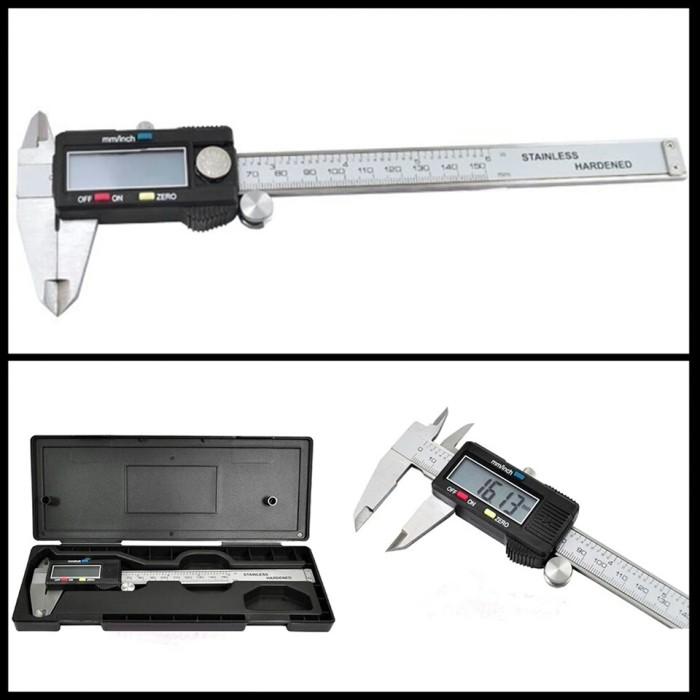 harga Jangka sorong digital lcd vernier caliper 0.1mm Tokopedia.com