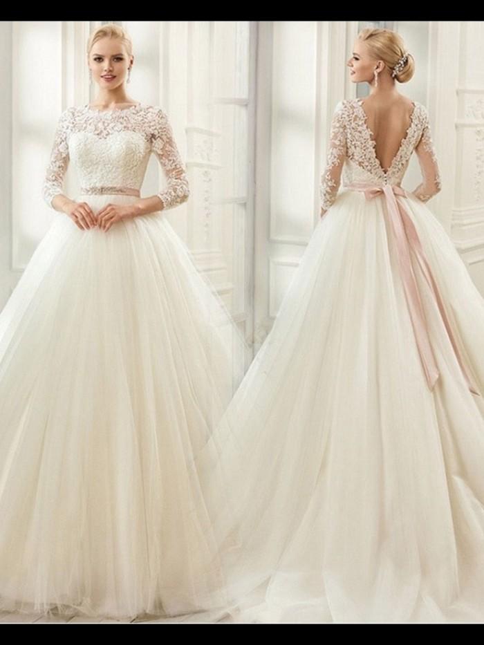 Jual Wedding Gown Baju Pengantin Premium Gaun Pengantin Butik Jakarta Barat Aa Design Tokopedia