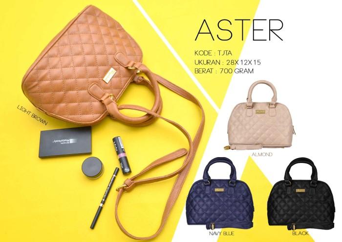 Bagtitude Aster Hand Bag Navy Blue - Daftar Harga Terbaru dan ... 14df5a9df7