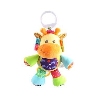 Mainan Anak Jollybaby Musical Puller Hanging Baby Toy