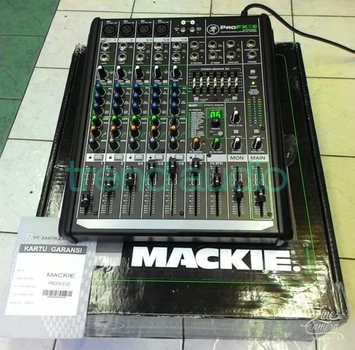 harga Mixer mackie profx8v2(original) Tokopedia.com