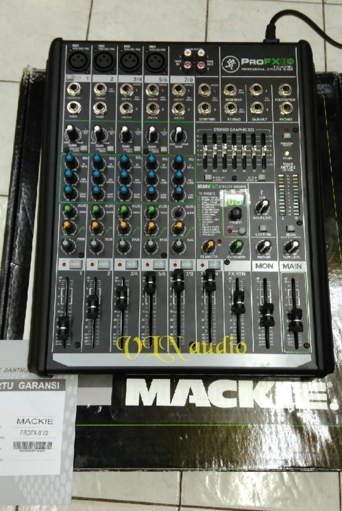 harga Mixer mackie pro fx8 v2 (original). Tokopedia.com