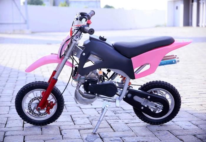 Jual Motor Mini Trail Anak 50cc Terbaru Mainan Kekinian Off The Road