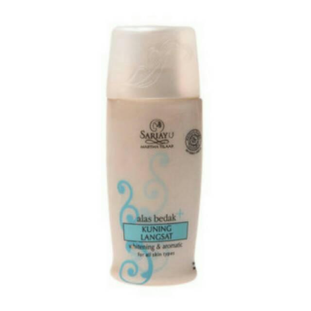 Foto Produk TERLARIS - Sariayu Alas Bedak White Aromatic dari Perawatan Tubuh & Wajah