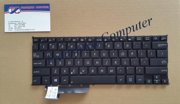 harga Keyboard laptop asus x201, asus x201e, asus x202, asus x202e ori hitam Tokopedia.com