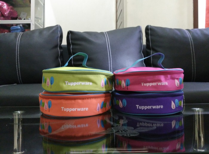 Tas fancy cwl tupperware