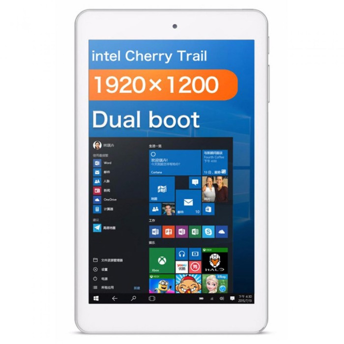 harga Cube iwork8 air 32gb windroid fullhd win10 + android 5.1 Tokopedia.com