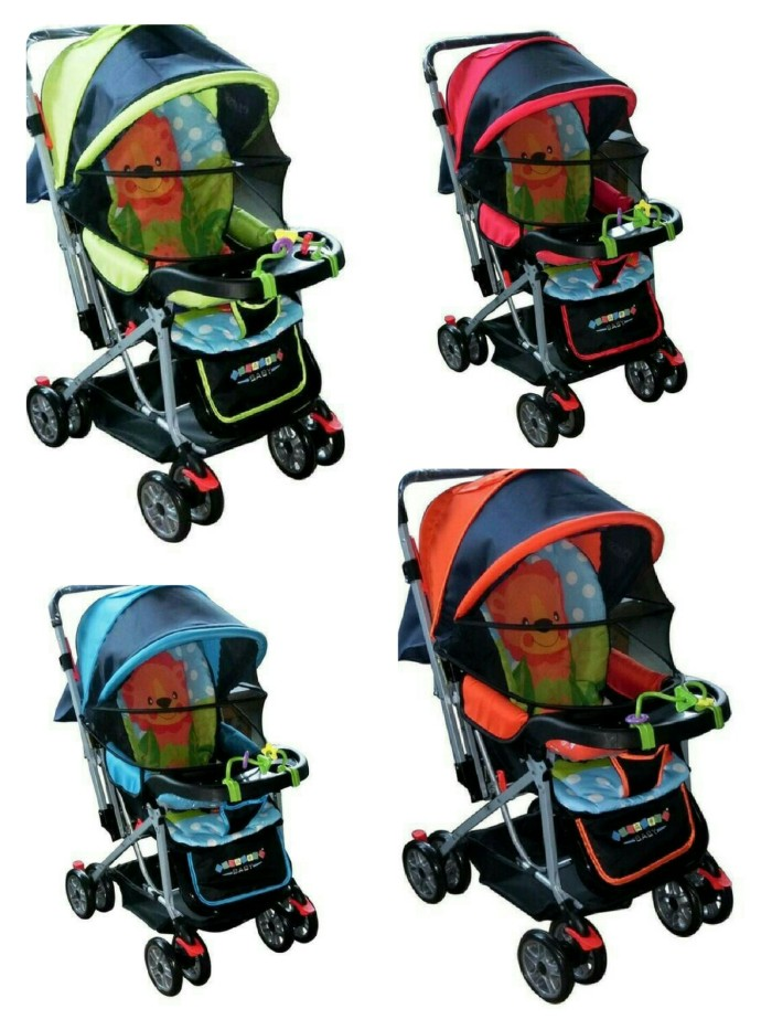 harga Kereta dorong bayi creative baby classic 218 stroller Tokopedia.com