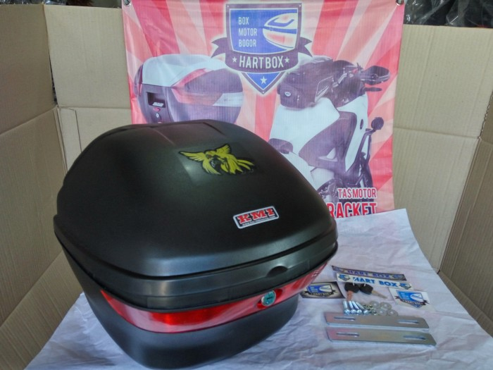 harga Box motor kmi 301 cocok untuk matic dan bebek Tokopedia.com