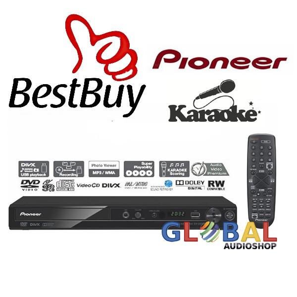 harga Pioneer Dv-2042 K / Dv204k Dvd Player Karaoke Scoring Tokopedia.com
