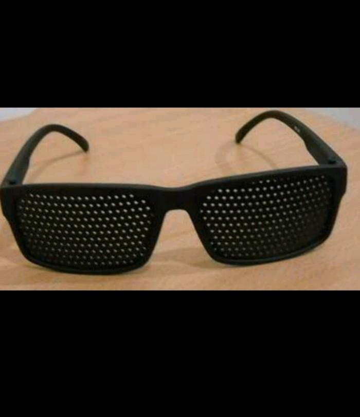 Jual Kacamata Terapi pinhole glasses penyembuh mata minus kacamata ... 1997776b6f