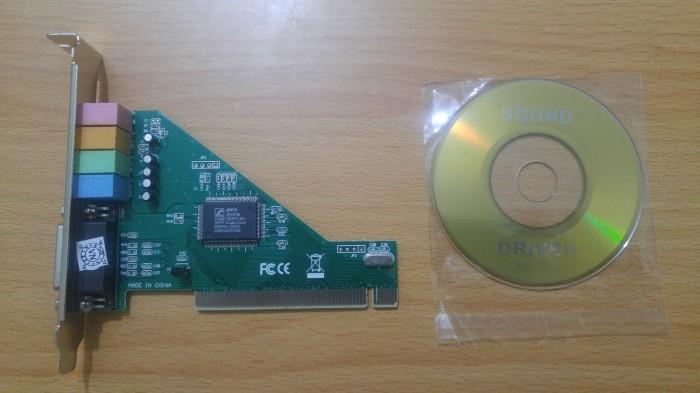 harga Pci sound card with cd driver Tokopedia.com