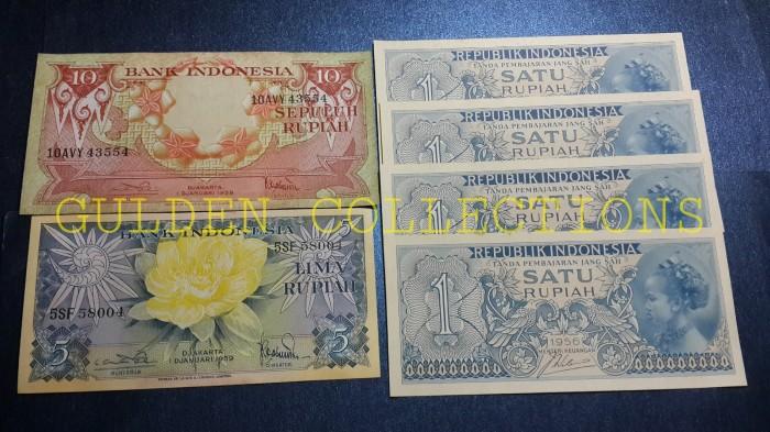 harga Paket uang kuno 19 rupiah kertas 10+5+1x4 mahar pernikahan Tokopedia.com