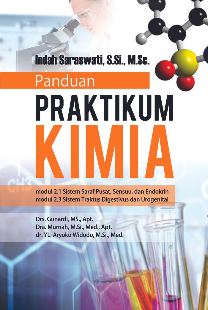 Jual Panduan Praktikum Kimia Kab Sleman Gudang Buku Kuliah Tokopedia