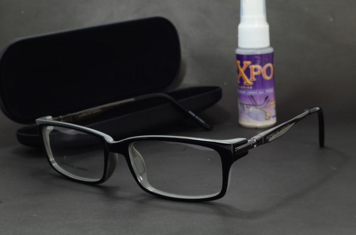Frame kacamata pria premium paket lensa normal   minus   plus 2e09821dde