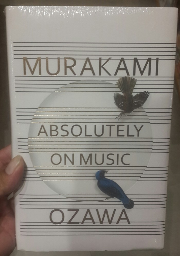 Foto Produk Absolutely on Music - Haruki Murakami & Seiji Ozawa dari boemz