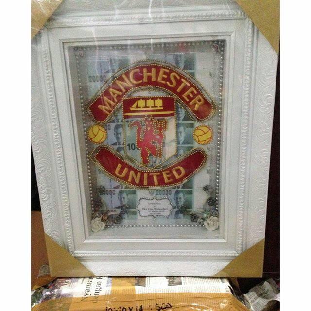Mahar Pernikahan Mu Klub Manchester United