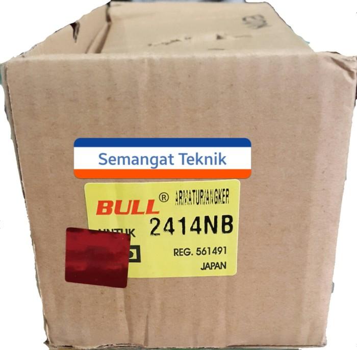 harga Armature angker mesin potong besi cut off 14  makita 2414nb merk bull Tokopedia.com