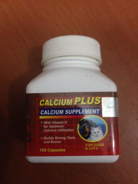 harga Vitamin anjing kucing calcium plus supplement Tokopedia.com