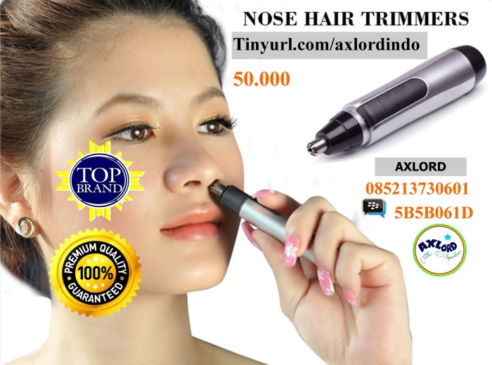 Jual PENCUKUR BULU HIDUNG (NOSE AND HAIR TRIMMER) - Axlord  9a223b75c6