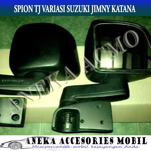 harga Spion mobil/auto mirror fiber suzuki jimny/katana model tj Tokopedia.com