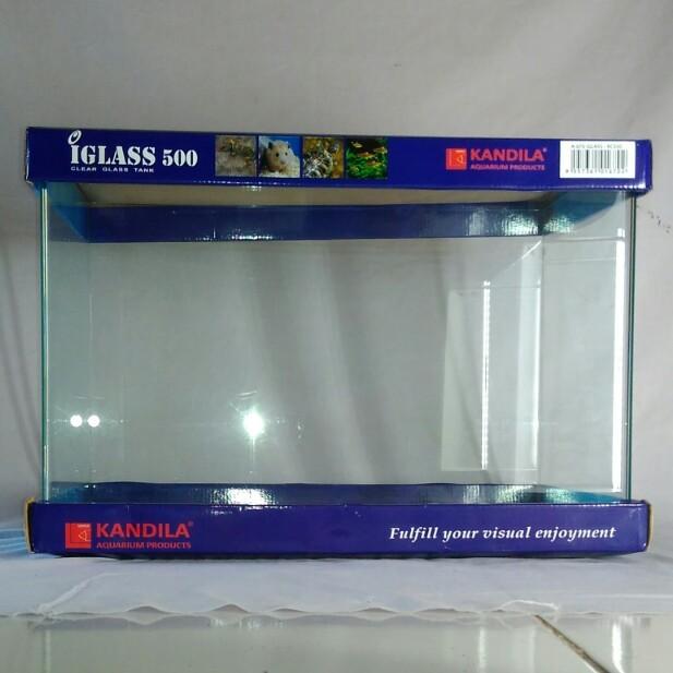 harga Aquarium iglass 500 khusus oder dengan gosend Tokopedia.com
