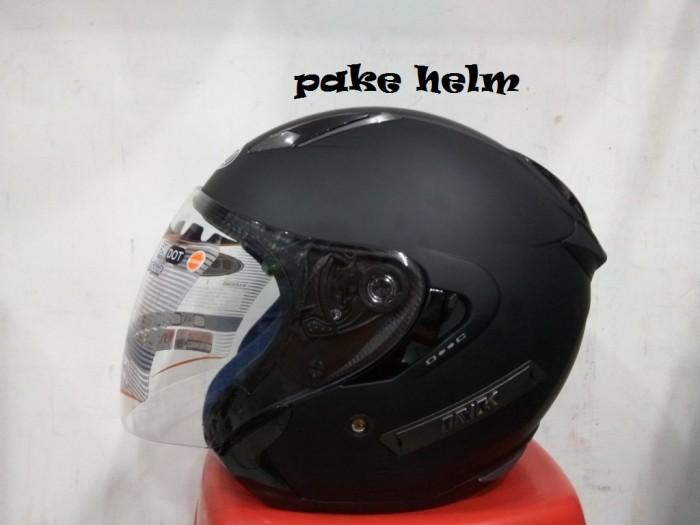 harga Helm ink metro solid hitam doff Tokopedia.com