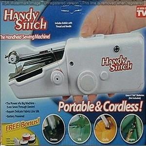 harga Handy stitch mesin jahit portable handheld sewing machine Tokopedia.com