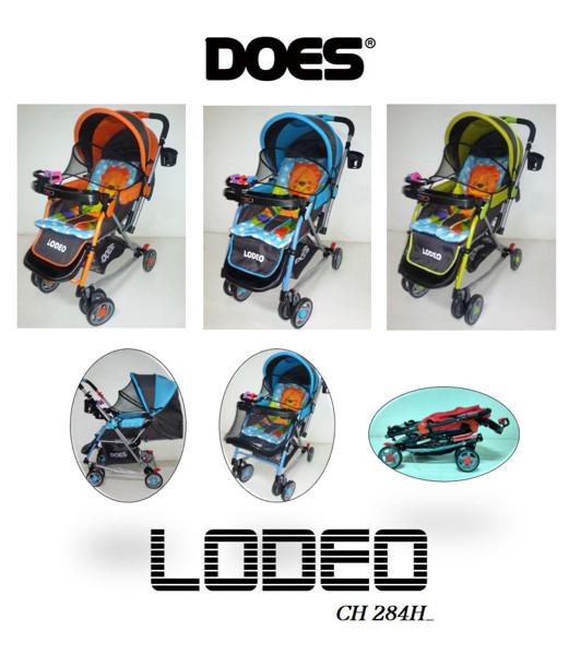 harga Stroller babydoes lodeo ch284 Tokopedia.com