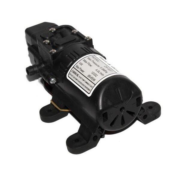 harga Pompa air diafragma high pressure diaphragm electric pump 12v - black Tokopedia.com