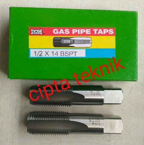 harga Hand tap pipa skc 1/2 inchi x 14 bspt Tokopedia.com