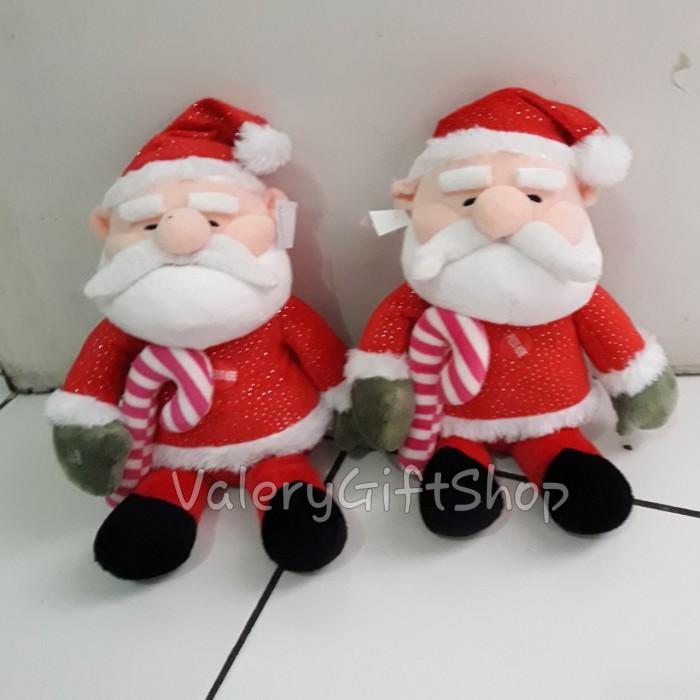 Jual Boneka Santa Claus Natal Christmas Permen Tongkat - Valery ... 8621eaddd0