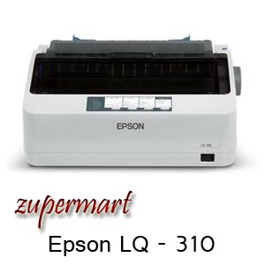 harga Printer epson lq310 dot-matrix original epson/garansi resmi epson. Tokopedia.com