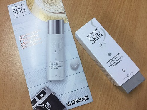 Protective moisturizer spf30/pa+++ new product